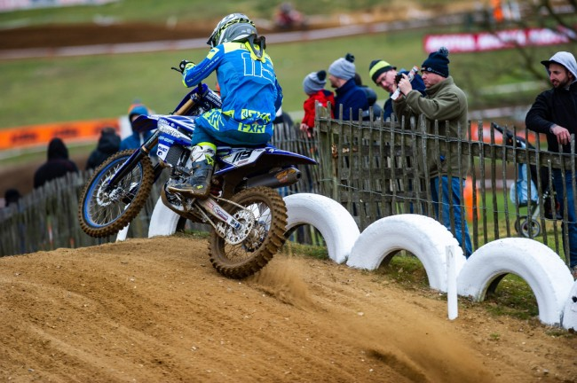 Houghton battles to finish seventh at Lyng