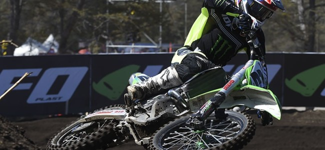 Official Kawi PR: RV questionable for Dutch GP!