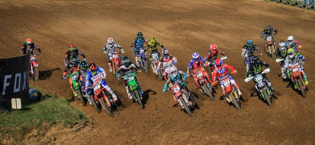 Race results: EMX250 – Bulgaria
