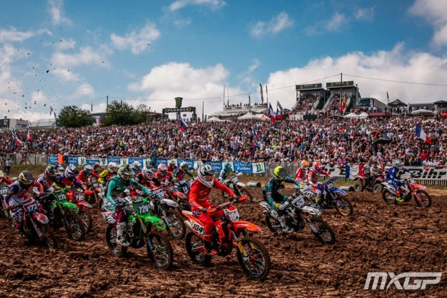 Who impressed: EMX250 in Saint Jean d'Angely!