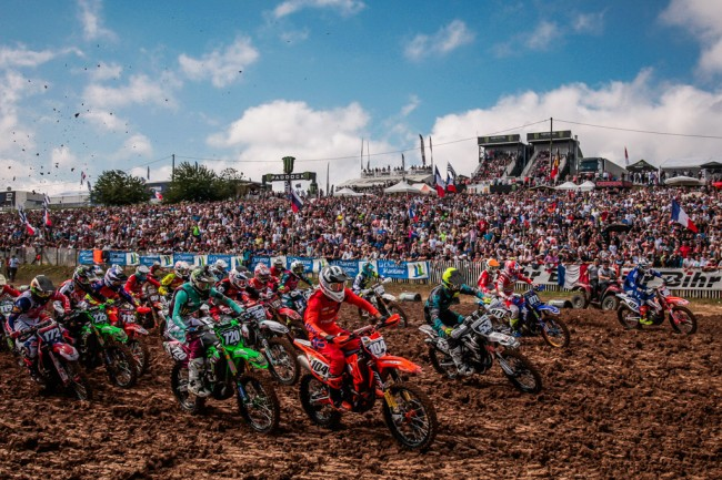 EMX125 & EMX250: Race report from France!