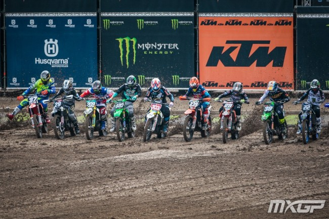 Race results: EMX250 RD2 – Arco di Trento