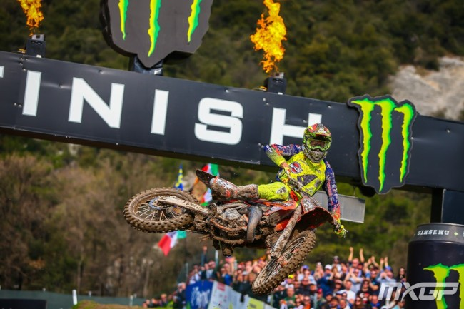 Emilio Scuteri moves up to 250cc in 2019
