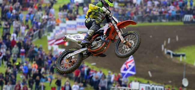 Home hero Simpson talks about his epic British GP!