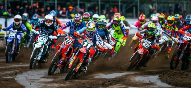 MXGP of Latvia: EMX125 Race results
