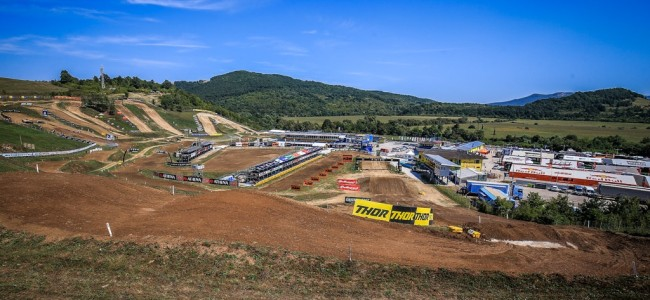 MXGP of Bulgaria: MXGP & MX2 Timed practice results