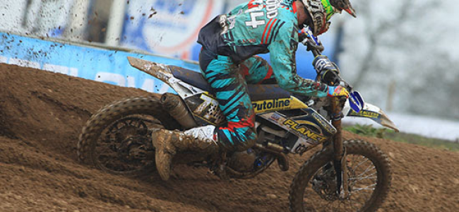 Interview: Brad Todd talks about his podium at Culham!