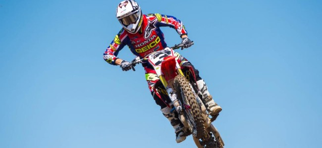 Tomac looks to increase his lead at Glen Helen