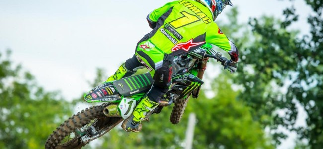 Tomac and Cooper quickest at Washougal