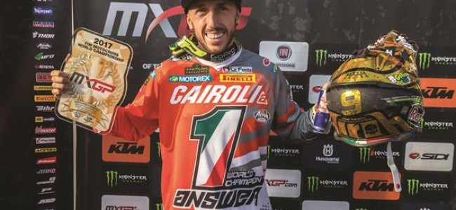 Cairoli on his ninth world title: It was an amazing season, I think one of my best!
