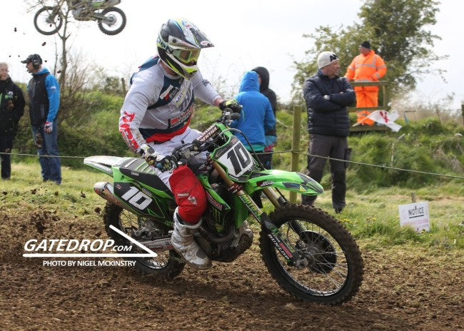 Jason Meara secures British Championship ride