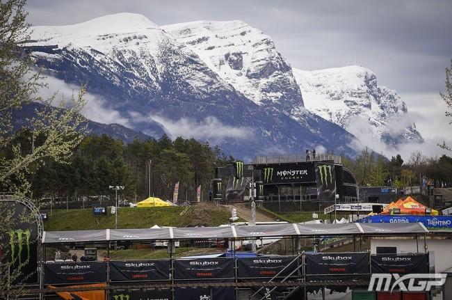 MXGP of Trentino: EMX250 – Free Practice times