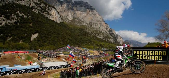 Crash eliminates Ryan Villopoto in Italy