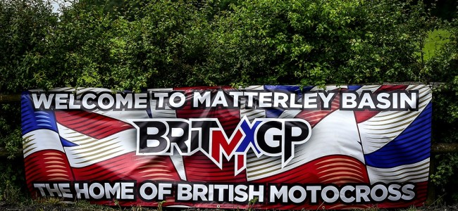 British MXGP Results: EMX250 Timed Practice