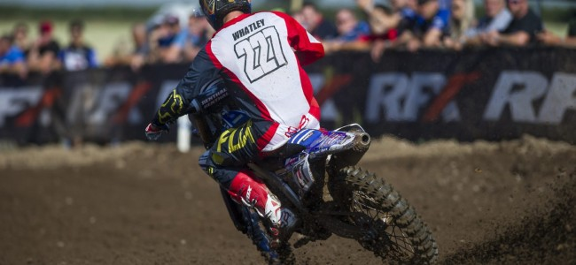 Positive day at Sherwood for Rob Hooper Racing Yamaha