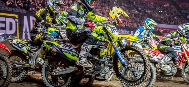 Major changes for Arenacross UK series in 2019