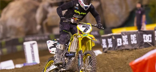 James Stewart OUT of A2