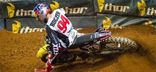 Roczen a subdued sixth in Altanta