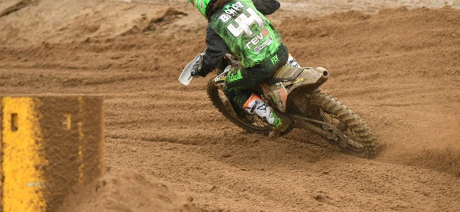 Ireland fourteenth at RedBud