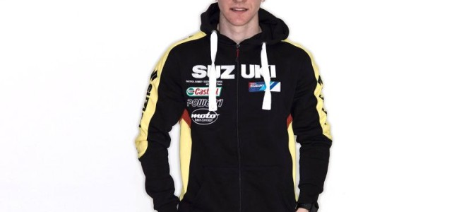 Filip Bengtsson switches to Suzuki