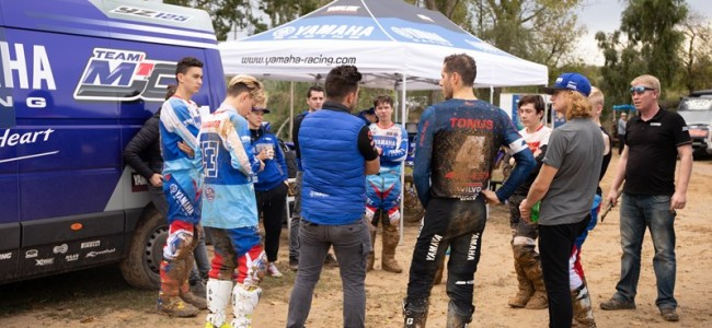 Registrations Open for the 2019 YZ125, YZ85 and YZ65 bLU cRU FIM Europe Cup!