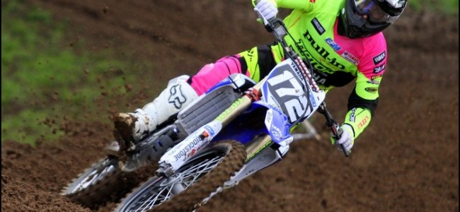 Boisrame and Crockard on clinching the EMX250 title
