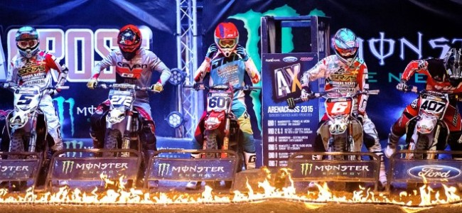 British Arenacross tickets on sale from today!