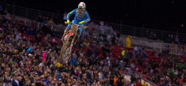 Seely and Canard top ten in Vegas