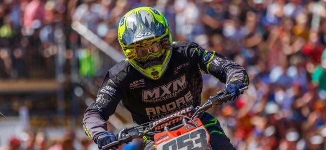 Nino Dekker to make MXGP debut in Assen