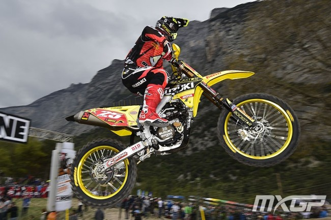 Desalle to make MXGP return this weekend!