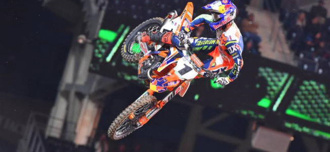 Race report: AMA supercross round two – Anderson penalized!