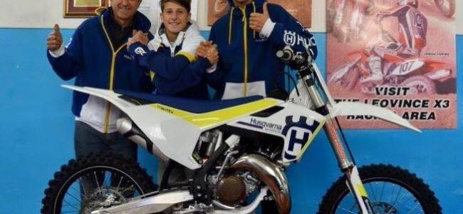 Maddii Racing signs Facchetti