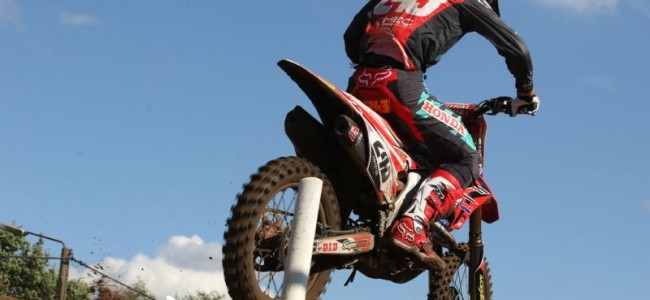 Rumour: Honda MXGP structure to change?