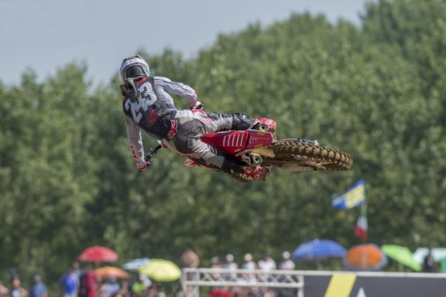 Gajser ready for MXGP of Asia