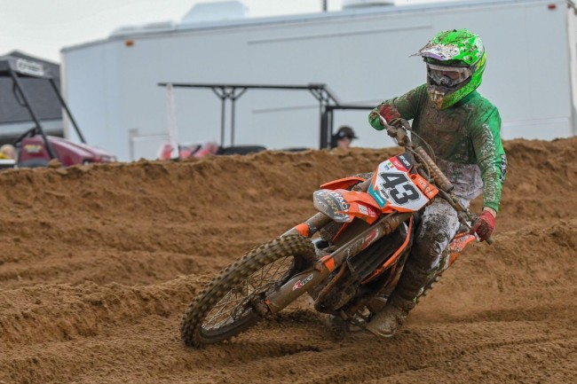 Interview: Gary Gibson on racing at Red Bud MXoN
