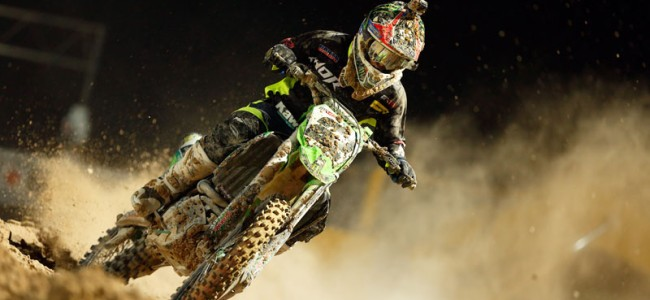 Baptism of fire for Ryan Villopoto