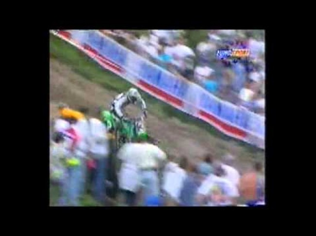 TBT Video: 1997 Gainsville National – Carmichael's first MX win!