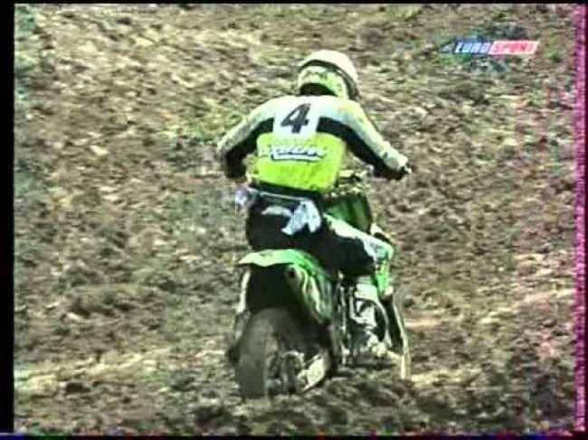 Video: Pit chat with Valentin Guillod!