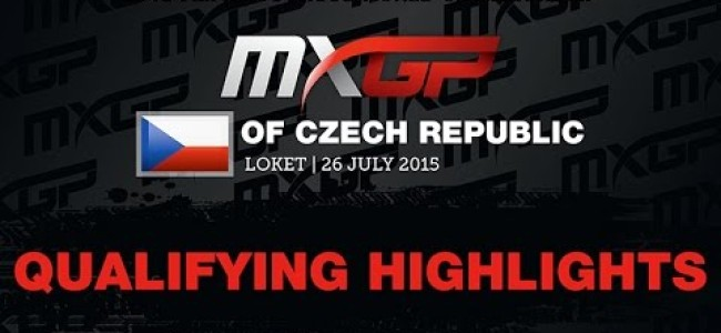 Video: Loket MXGP qualifying highlights