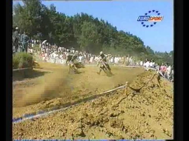 TBT Video: 1996 125 GP – Tortelli wins first World title!
