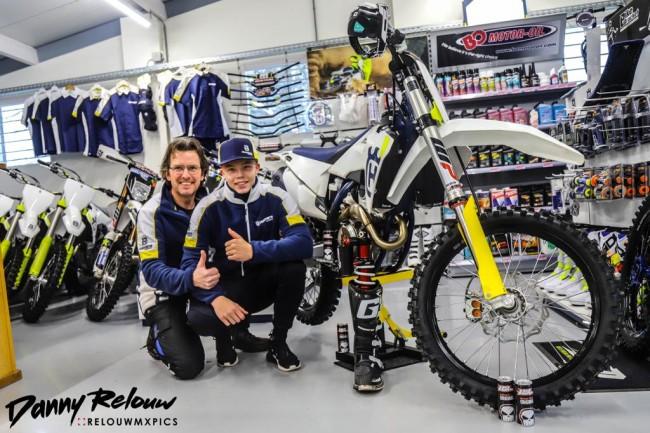 Meuwissen secures Dutch ride