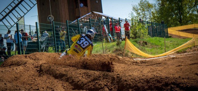 WZ Racing team on the first ADAC MX Masters!