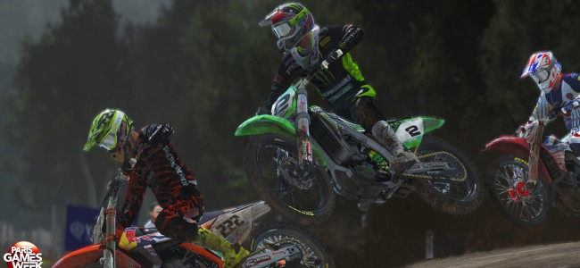 Video: MXGP2 gameplay footage