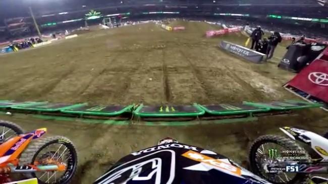Video: JMB 1992 supercross replica re-build!