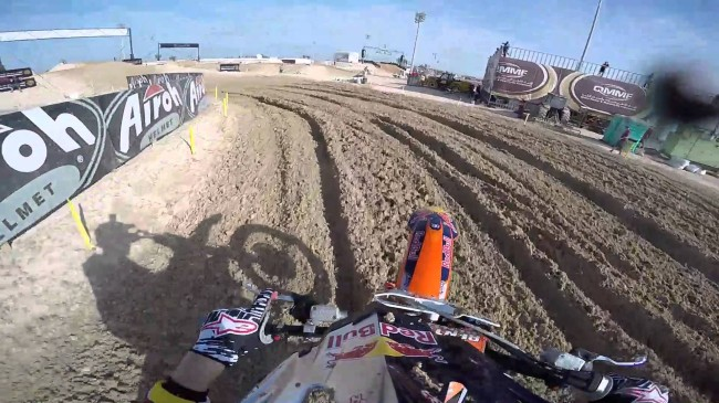 Video: Axell Hodges on his 100MPH jump crash