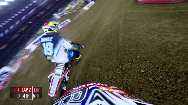 Video: Webb/Roczen battle to the finish!