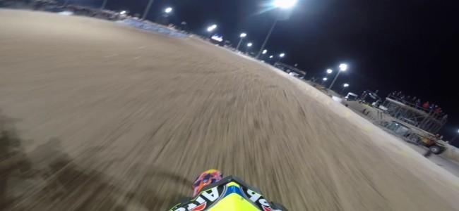 Video: Cairoli GoPro from Qatar!