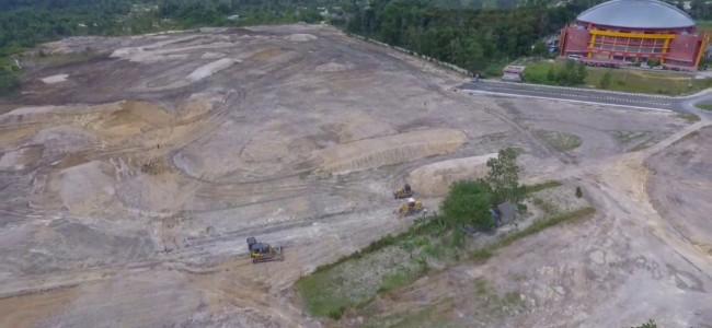 Video: Indonesian MXGP track location
