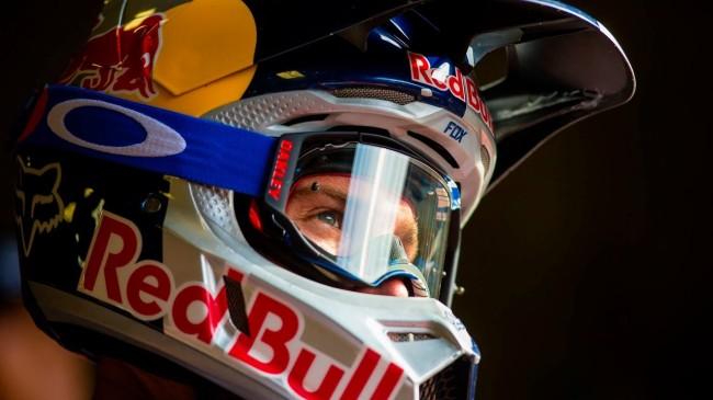 Video: Daytona supercross press day
