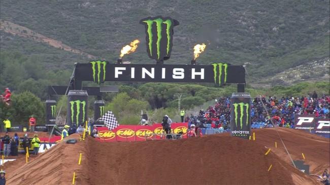 Video: Nasty crash for Adam Sterry – Imola